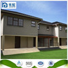 2015 Hot Sell!!! Modern design turnkey project 2 floor prefabricated house