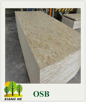 Cheap 9mm-18mm OSB With Melamine Glue From Linyi Factory
