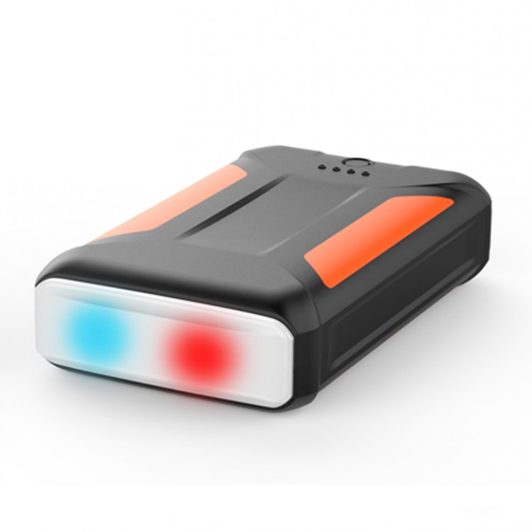 38000mAh 3 USB Type Outdoor Energy Storage Portable Car Charger Power Bank External Battery