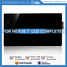 Brand new replacement lcd screen for android tablet for asus nexus 7 lcd digitizer with frame