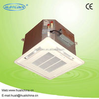 AC Cassette type fan coil radiators