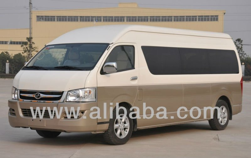 2014 New Model Commercial Van 6 Meters 17 seats contact hansonshi@yeah.net