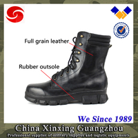 Custom made high quality military boots delta force combat boots army combat