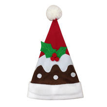 (XM24-01A)Cute Christmas hat for baby/children/adult
