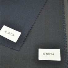 70 wool and 30 polyester blend 100% machine washable wool custom suit fabrics for men's suit