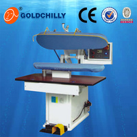 Laundry used Full Automatic Dry Cleaning Press Machine,commercial laundry equipment