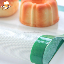 Eco-Friendly custom silicone magic baking mat non-stick silicone rubber mat for pastry