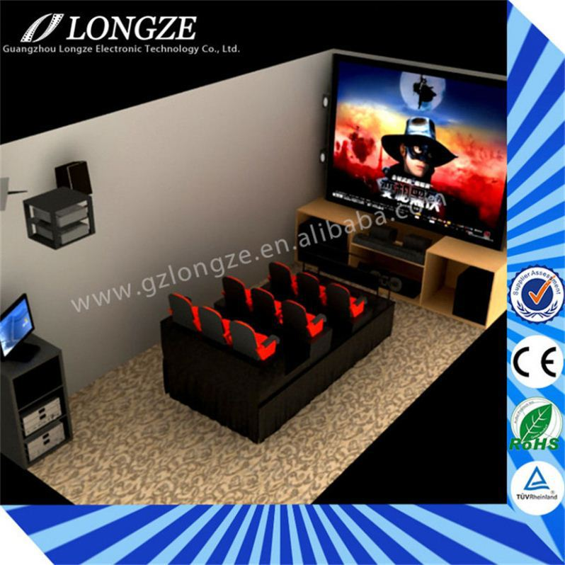 Guangzhou Two Seats Exciting Trade Assurance Suppliers Flight Simulator  Motion Platform