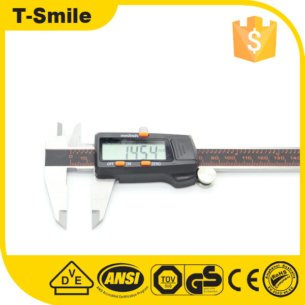 High Quality Stainless Steel Vernier Caliper Gauge Plastic Dial Caliper Digital Caliper 0-600mm