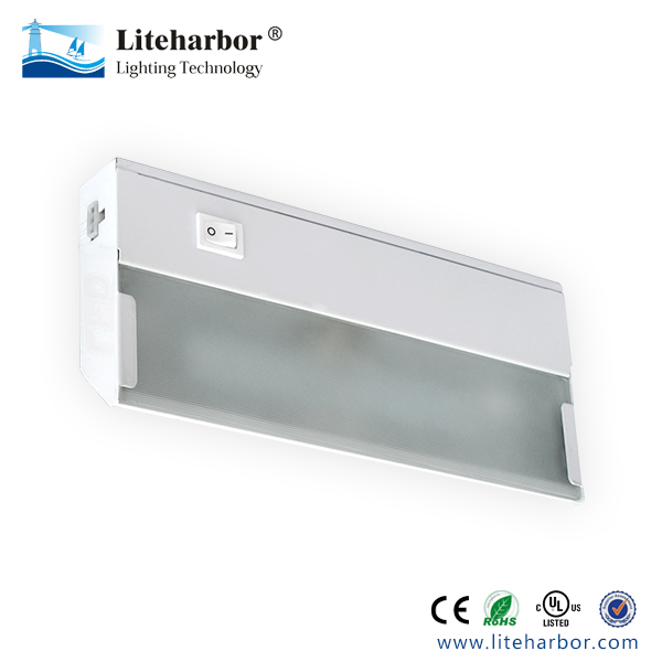 led Under Cabinet Task Light for kitchen 9 inch 3w