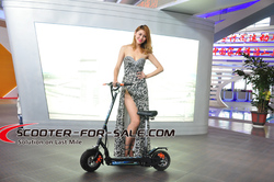 2015 Factory Direct Selling Patent one person lithium battery electric scooter ES5014
