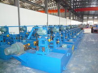 high quality SS Pipe polishing Machine with dust collecting system