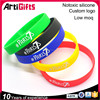 Bracelet Manufacturer Wholesale Cheap Custom Fashion Silicone Bangles Bracelets