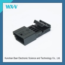 PBT-GF10 Material 4-pin Male Battery Connector 1452576-1