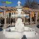Beautiful Decorative Outdoor Stone Garden Water Fountains