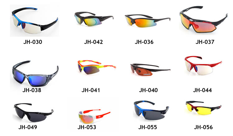 High quality changeable eyewear outdoor goggle sport sunglasses Polarized