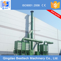HR Cartridge filter collector, dust collector industrial, Pulse filter cartridge industrial dust collector