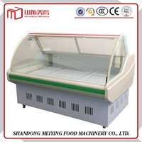 Fan and Direct Cooling System Display cabinet / convenience store / vertical /industry