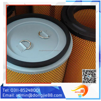 performance replacement air filter element for vacuum cleaner