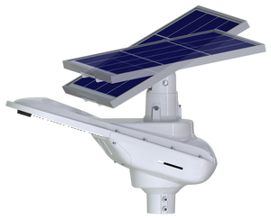 Outdoor New Integrated High Lumen 15w Led Solar Street Light with cctv camera