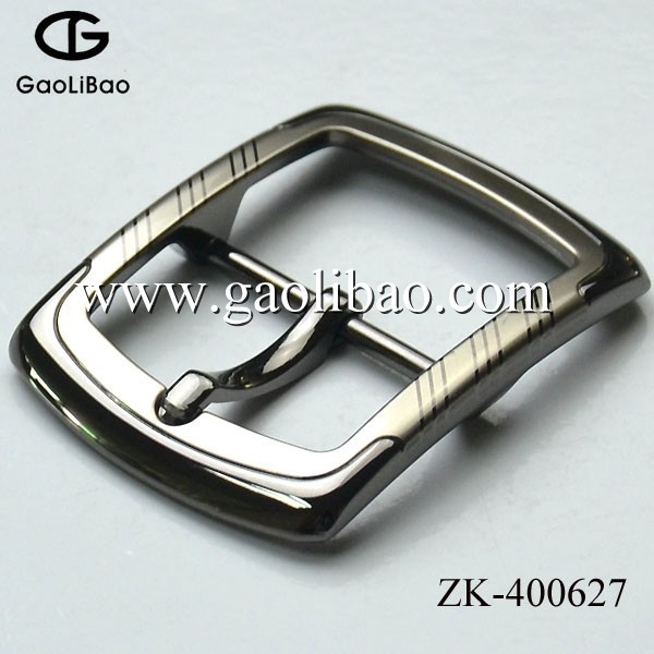 high quality 40mm metal pin buckles ZINC ALLOY buckle for men belt ZK400627