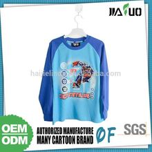 Opening Sale Fashion Style Customized Children Cartoon Character Printed T-Shirt