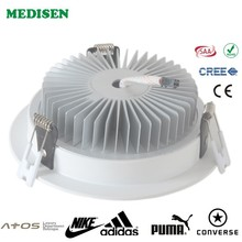 Factory Price 9 Watt Led Downlight Energy Saving / Fire Rated Led Downlight Made In China