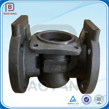 High quality precision spheroidal graphite cast iron casting