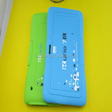 2014 China Wholesale High quality smart cover case for ipad mini silicone tablet case