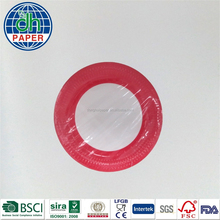 9inch party paper plate,paper plate with design,paper plate printing machine
