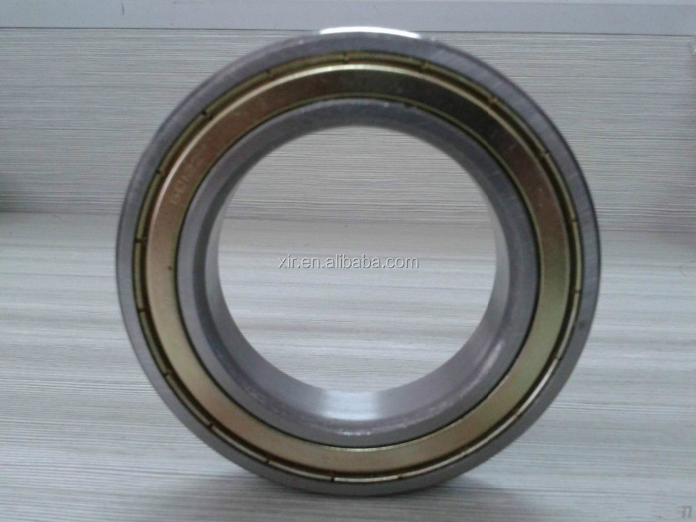 OEM deep groove ball bearing 6012ZZ carbon steel bearing ABEC-1