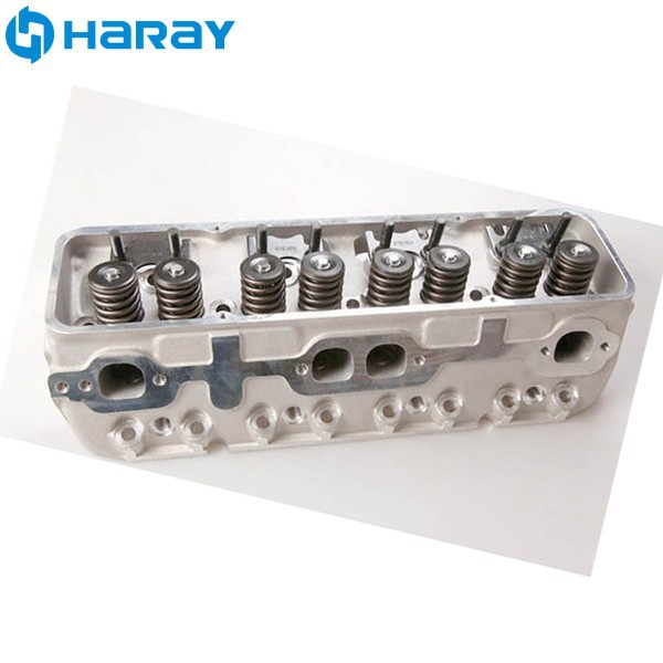 1-Chevrolet 350 Cylinder Head(old) for SBC