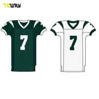 custom made wholesale mesh football practice jerseys