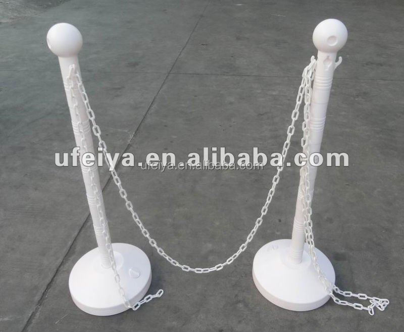 2016 plastic stanchion for Event Used