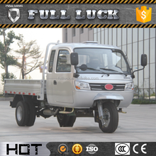 Motorcycle Truck 3-Wheel Used Cargo Delivery Tricycle