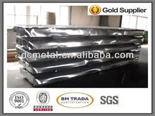 28 gauge curve gi corrugated steel roofing sheet