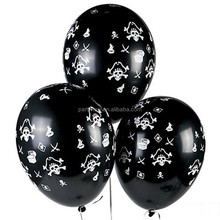"Pirate 12"" Latex Balloons"