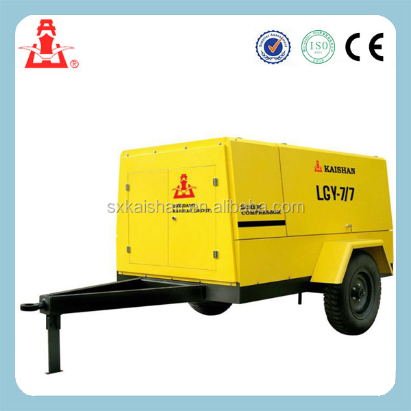 high pressure mini electric screw air compressor portable air compressor