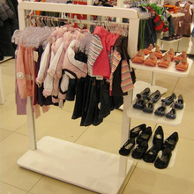 baby clothes shop decoration/baby clothes display furniture