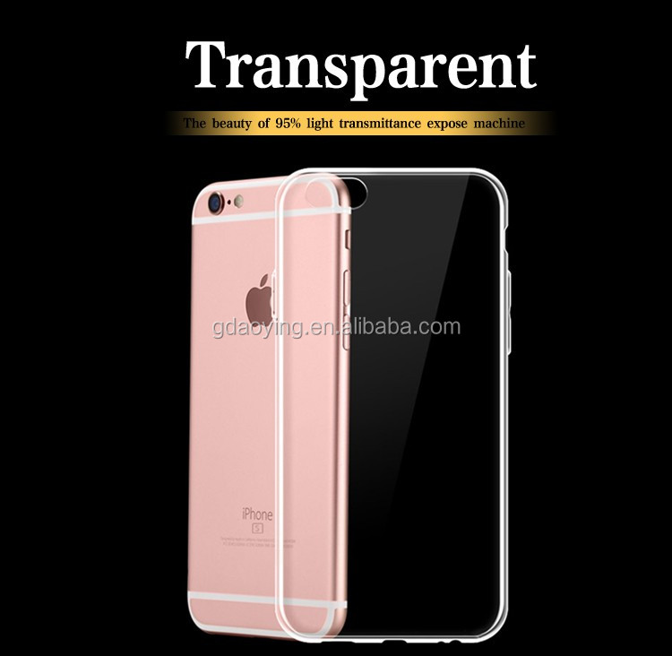 TPU mobile cover smart phone case cell phone for iPhone 6/6s