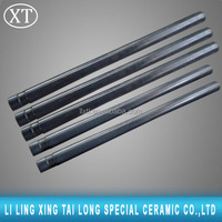 Extruded High Purity Graphite Tube for SiC coating / graphite furnace tube