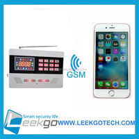 LEEKGO Best selling GSM sos button gsm alarm system gps tracker