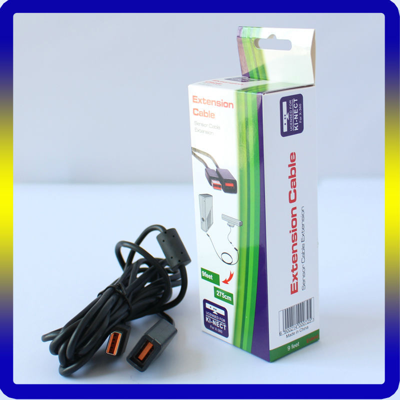 Sensor Cable Extension for Xbox 360 Kinect Console