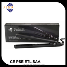 Nano Titanium Electric Hair Straightener