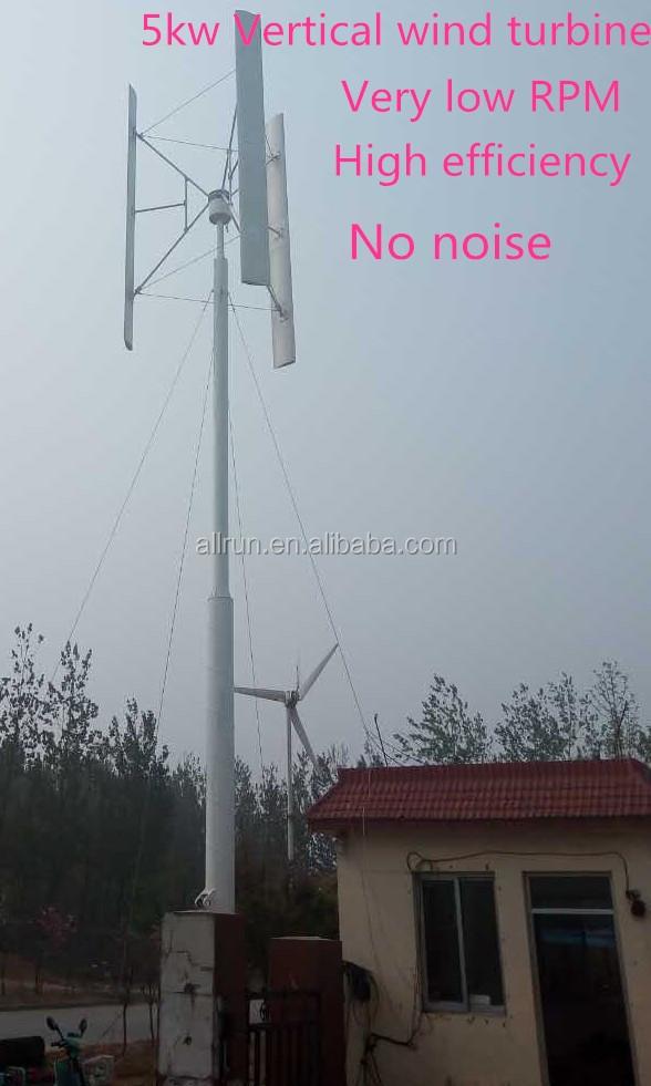 2016 hot sale High Efficiency CE Approved pitch controlled micro New 30kw wind power generator also called Wind generator