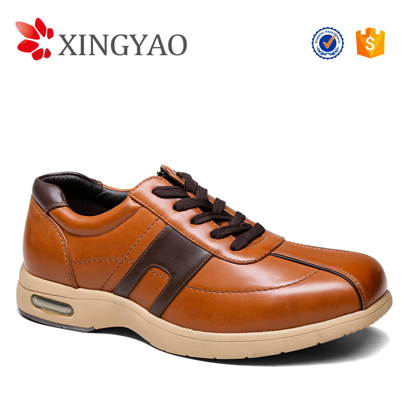 High Quality Men Casual Shoes, Lace Up PU Casual Shoes Men, Comfortable Men Loafer Shoes