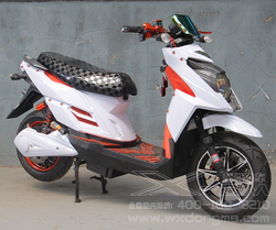 High Quality Cheap Price 48V 800W Electric Motorcycle with CE Certification for Sale
