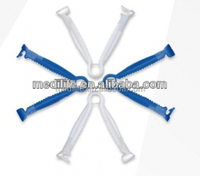 Medical disposable baby infant umbilical cord clamps