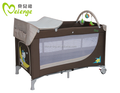 multifunctional Baby Playpen Baby cots baby crib baby play yard kids bed with toy bar and changing station