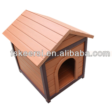 Plastic Wood Waterproof Dogs Houses